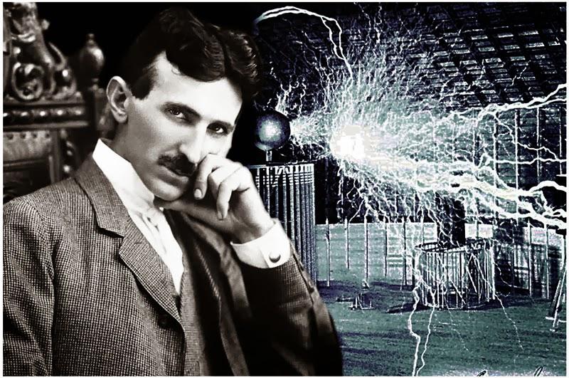 Nikola Tesla: Divino Triángulo Astral