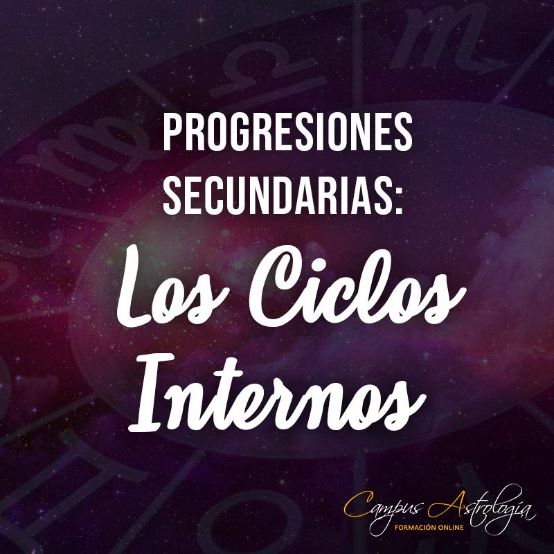 Progresiones Secundarias: Los Ciclos Internos