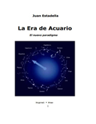 Juan Estadella-La era de acuario
