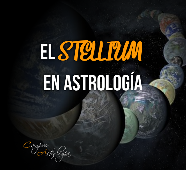 El Stellium en Astrología