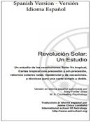 REVOLUCIÓN SOLAR: UN ESTUDIO