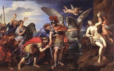 El Medio Cielo y las Estrellas Angulares. Alpherat de Andrómeda (Parte 5)