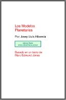 LOS MODELOS PLANETARIOS – JOSEP LLUÍS ALBAREDA