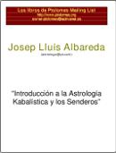 INTRODUCCIÓN A LA ASTROLOGÍA KABALÍSTICA Y LOS SENDEROS