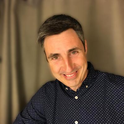 Carles Pérez, docente
