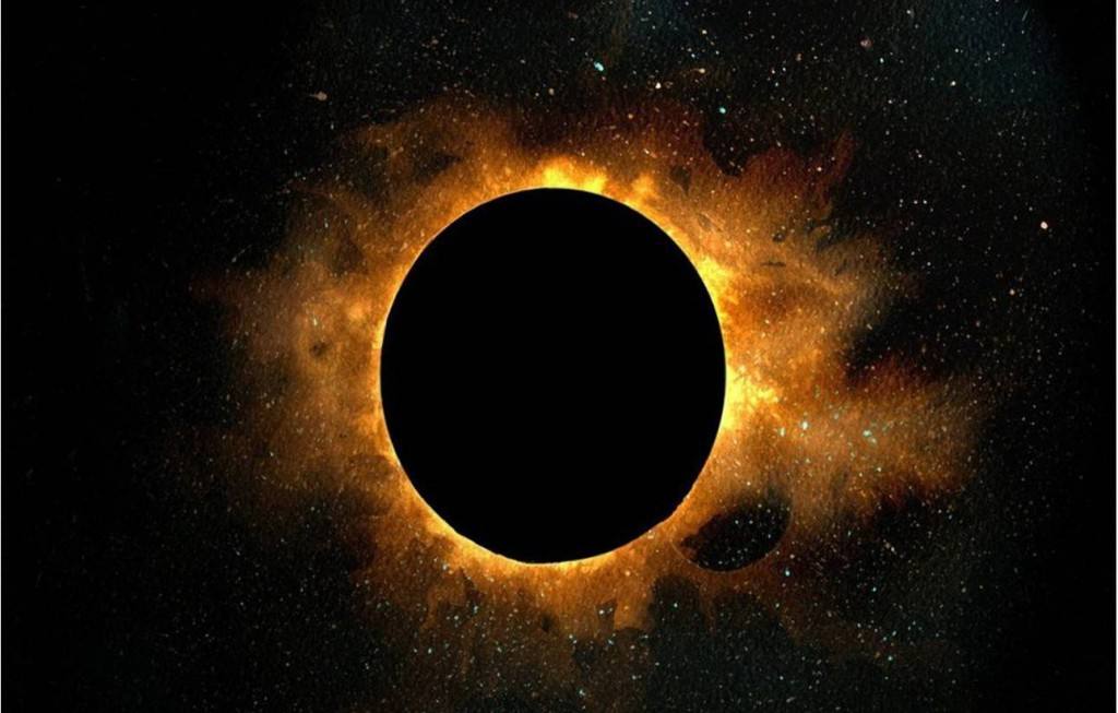Eclipse Total de Sol en Piscis