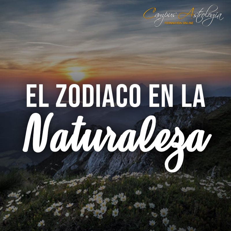 El Zodiaco en la Naturaleza