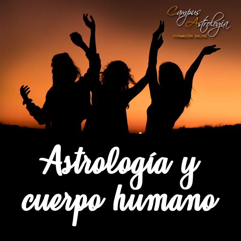 Astrología y Cuerpo Humano