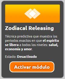Zodiacal Releasing