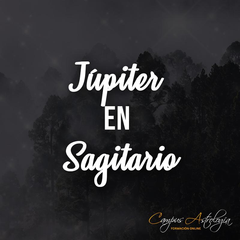 Júpiter en Sagitario