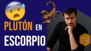Plutón en escorpio