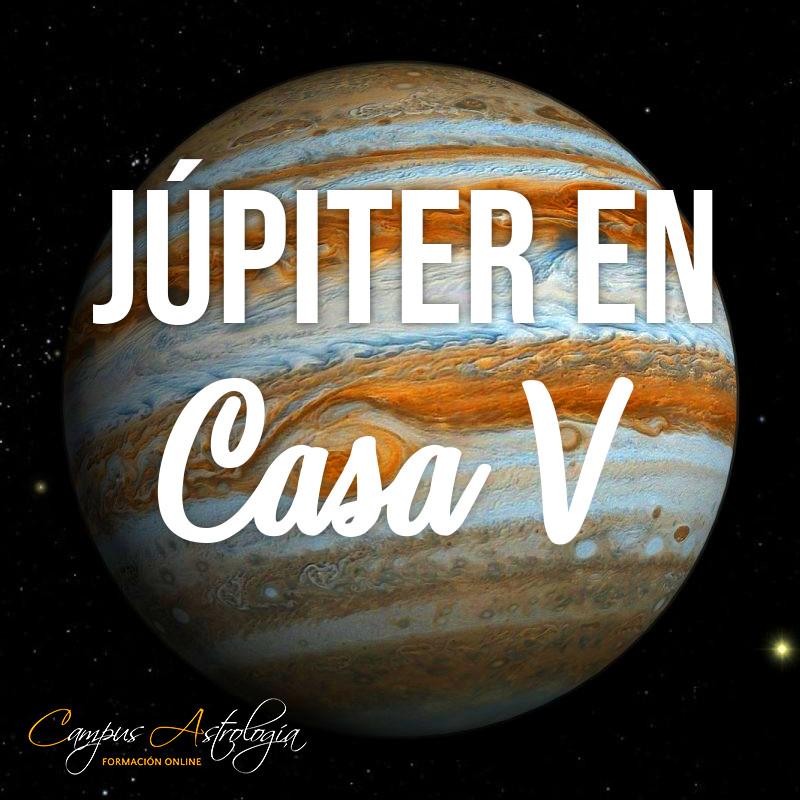 Júpiter en casa 5