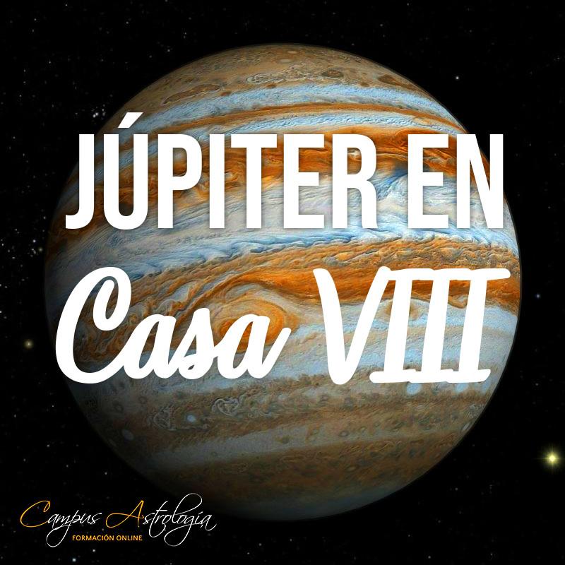 Júpiter en Casa 8: Demasiadas Ambiciones