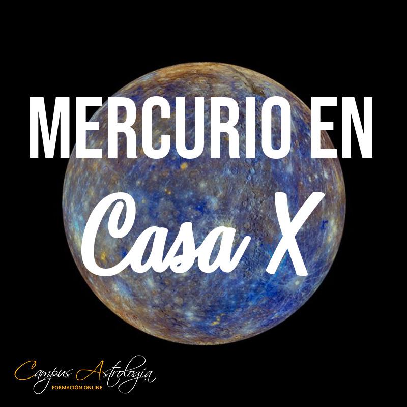 Mercurio en Casa 10: Mi Plan hacia el Éxito