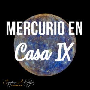 Mercurio en casa 9