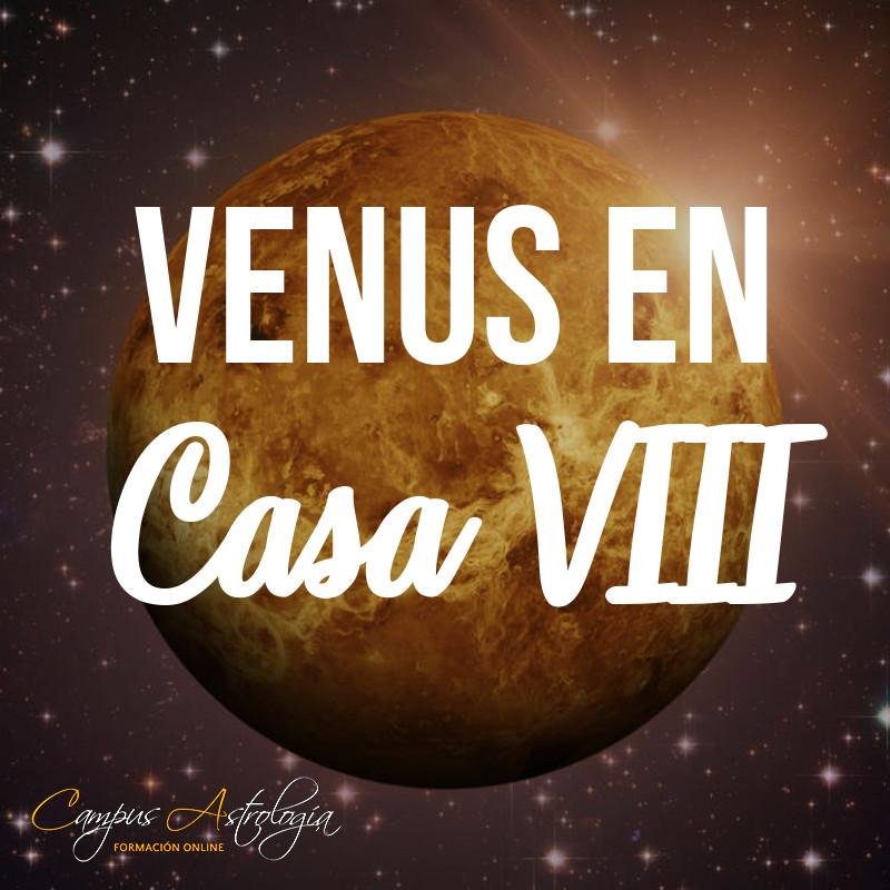 Venus en Casa 8