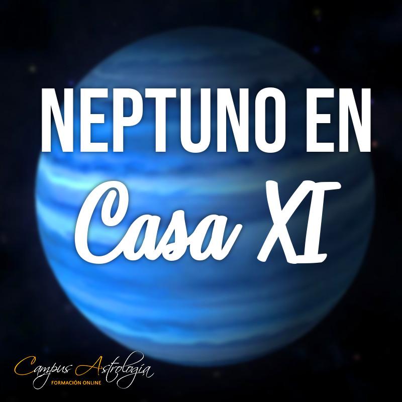 Neptuno en casa 11