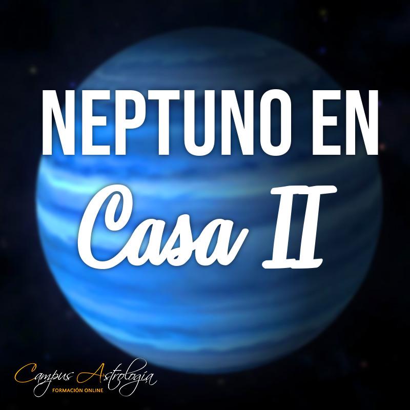 """Neptuno en Casa 2: """"¿Dinero? … ¿qué dinero?"""""""