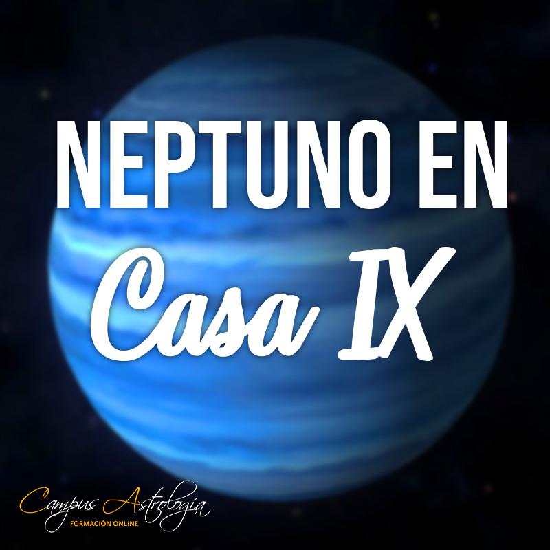 Neptuno en Casa 9: Dios está en Todo