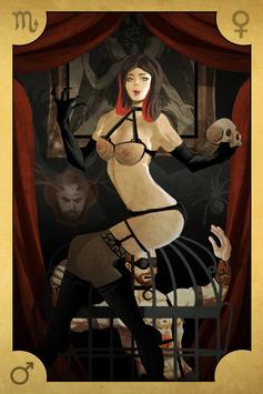 Venus en Escorpio, Enamorada de la Toxicidad