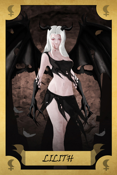 Lilith, la Muerte de la Fertilidad