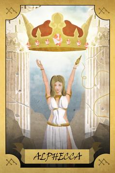 Alphecca, Recibe el Cielo como Regalo