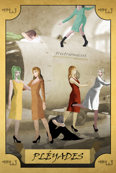 Pléyades, las 7 hermanas histriónicas