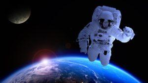 astronauta espacio