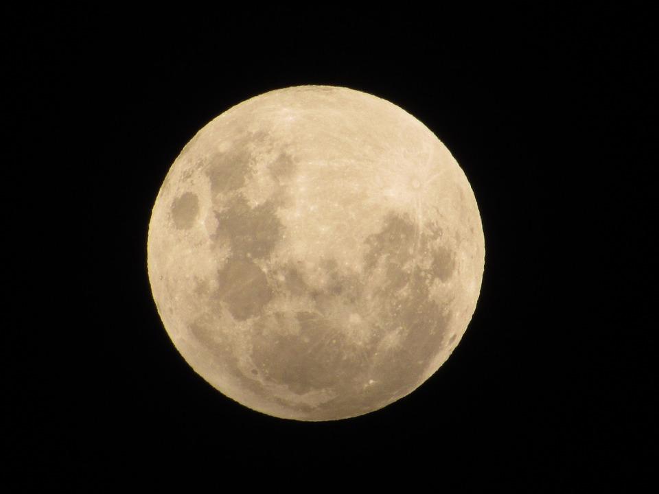 Luna Llena en Cáncer 2020 y Eclipse Lunar