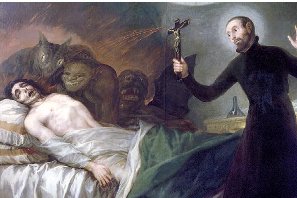 La experiencia de cómo un Exorcismo me hizo Astróloga