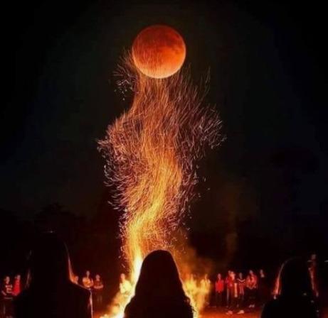 Luna Llena en Aries octubre 2021